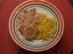 Mediterranean Chicken and Bean Casserole