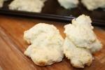 Easy Cream Drop Biscuits