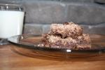 Chocolate Streusel Bars