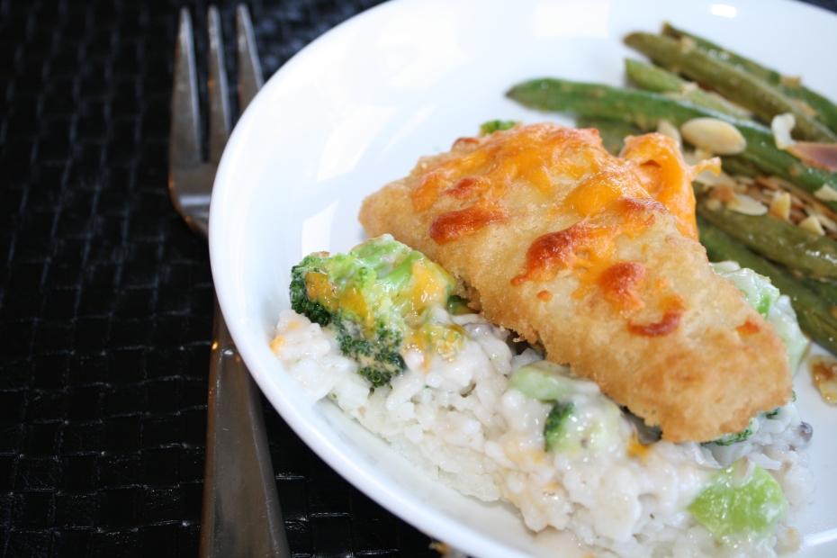 Fishy Dinner